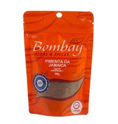 Pimenta Jamaica Pó Bombay Pouch 30 g