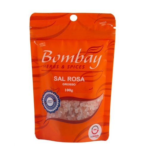 Bombay Sal Rosa Grosso Pouch