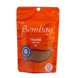 Tagine Spice Mix Bombay Pouch 30 g
