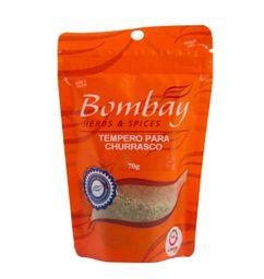Tempero Para Churrasco Bombay Pouch 70 g