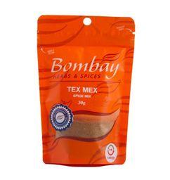 Tex-Mex Spice Mix Bombay Pouch 30 g