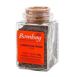 Cravo Da India Flor Bombay Vidro 30 g
