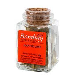 Kaffir Lime Bombay Vidro 4 g