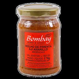 Molho De Pimenta Aji Amarillo Bombay 170 g