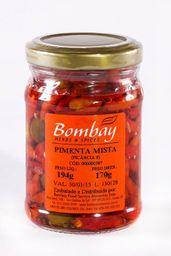 Pimenta Mista Bombay 170 g