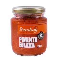 Pimenta Brava Bombay Vidro 165 g