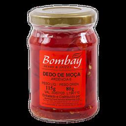 Pimenta Dedo De Moça Bombay 80 g