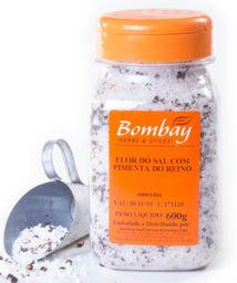 Flor Do Sal Com Pimenta Do Reino Bombay Pet 600 g