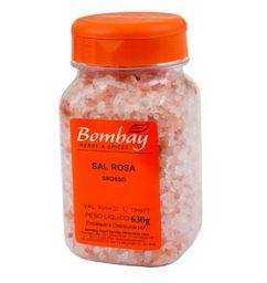Sal Rosa Grosso Bombay Pet 630 g