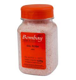 Sal Rosa Fino Bombay Pet 630 g