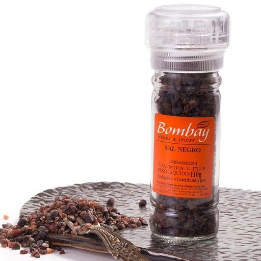 Moedor Sal Negro Himalaia Bombay 110 g