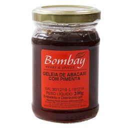 Geleia Abacaxi Com Pimenta Bombay 200 g