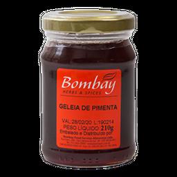 Geleia Pimenta Vermelha Bombay 210 g