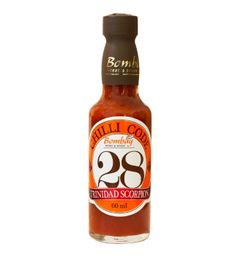 Chilli Code 28 Trinidad Scorpion Bombay 60 mL