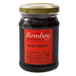 Alho Negro Com Azeite Bombay 170 g