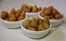 5265 - 1/2 cento mini salgadinhos fritos