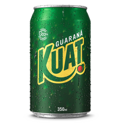 Guaraná Kuat - 350ml