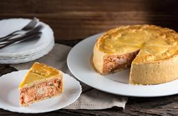 Torta Caseira Frango P - 1kg