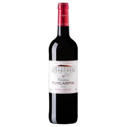 Vinho Frances Chateau Brande Bord Cote Castillon Tinto 750 mL