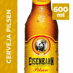 Cerveja Eisenbahn - 600ml