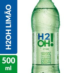 H2O Limão - 500ml