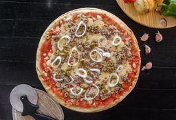 Pizza De Atum  - Tamanho Grande