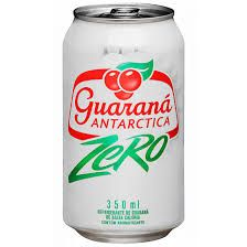 Guaraná Antárctica Zero - 350ml