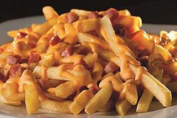 Batata Cheddar E Bacon