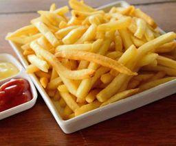 Porção de batata frita [Media]