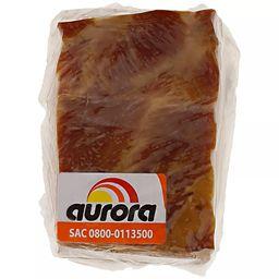 Bacon Manta Aurora Pedaço