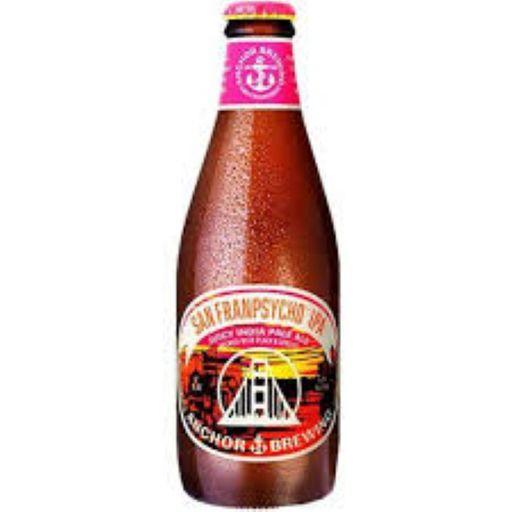 Cerveja Americana Anchor Garrafa 355 mL