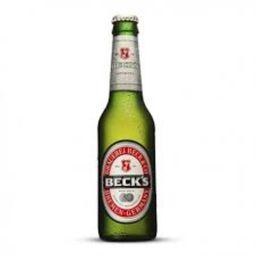 Cerveja Becks Long Neck