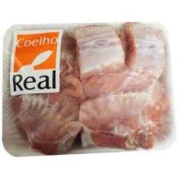 Coelho Real Cortes Congelado