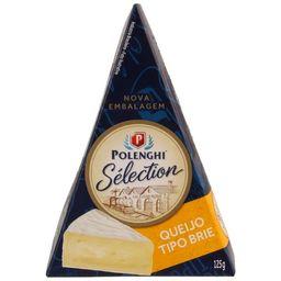 Queijo Brie Polenghi Selection Fracionada