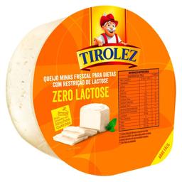 Queijo Minas Frescal Tirolez Sem Lactose