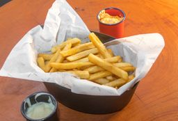 Porção de Batata Frita Simples