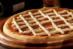 Pizza Calabria com Catupiry