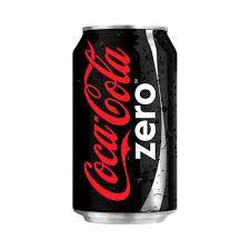 Coca Coca Zero lata