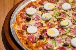 Pizza De Portuguesa - Fatia