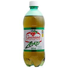 Guaraná Antartica Zero - 600ml