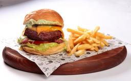 Hambúrguer Artesanal Boi
