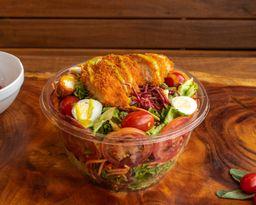 Salada De File De Frango