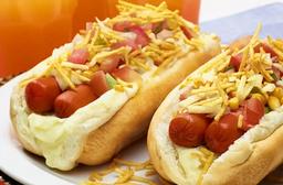 Lanche Gourmet Hot Dog
