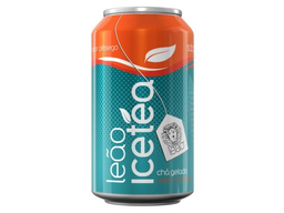 Ice Tea Pêssego - 340ml