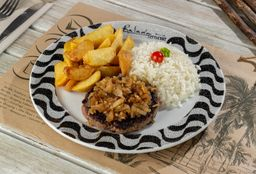 578 - Burger de Costela (200g)