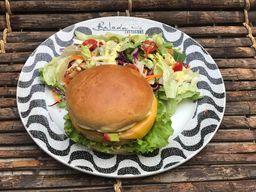 179 - Falafel Burger Clássico