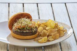 180 - Bean burger Clássico