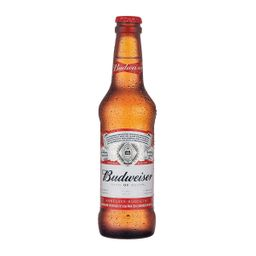 Cerveja Budweiser - Long Neck 330ml
