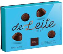 Caixa Deleite Diet - 97g