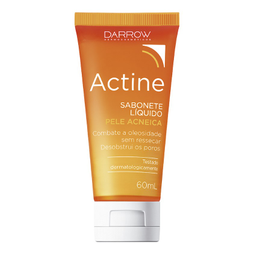 Actine Sabonete Líquido 60 mL